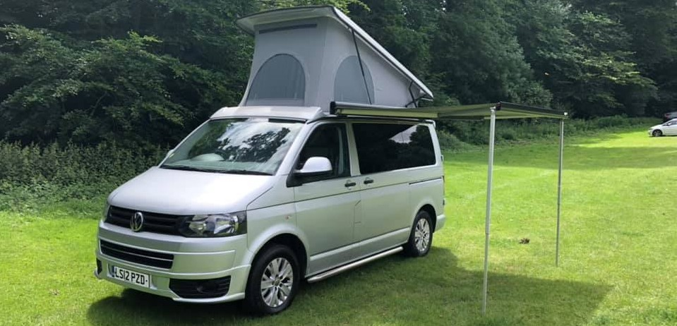 West Midlands Campervan Hire
