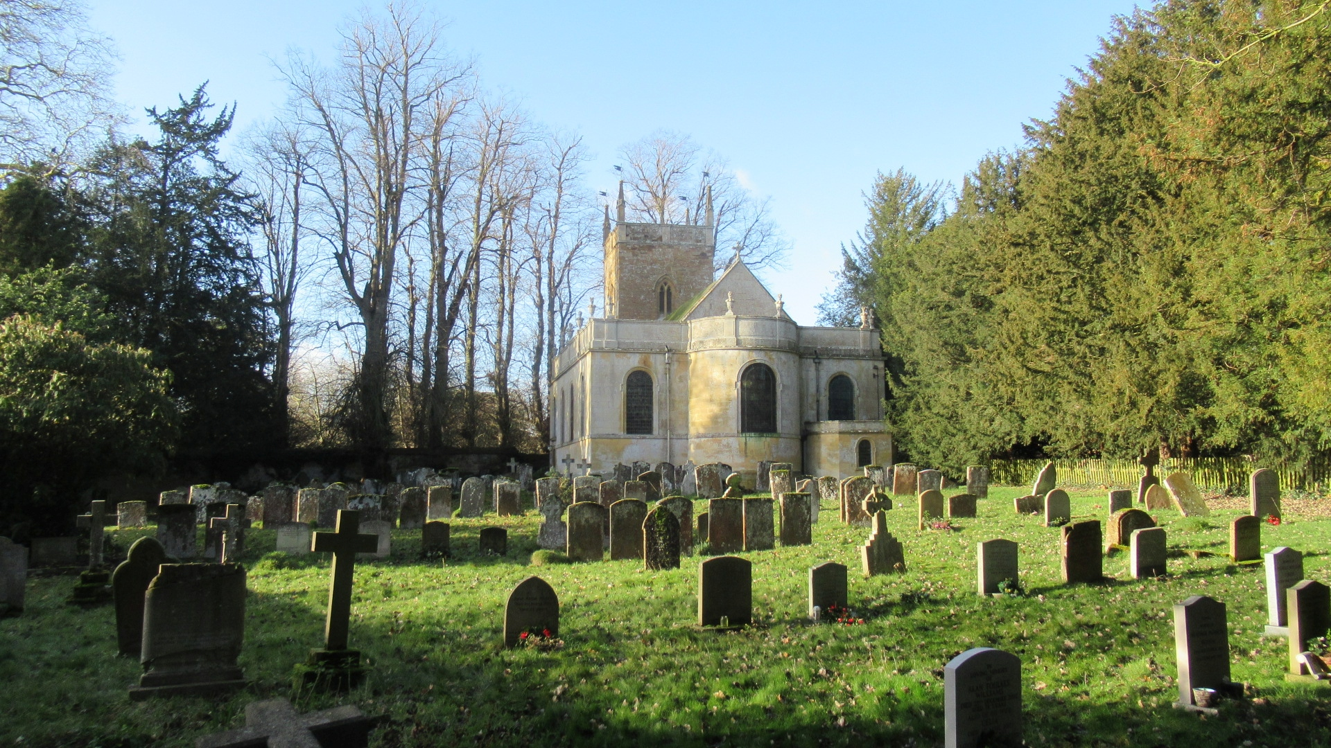 Honington Church Shipston-on-Stour Warwickshire